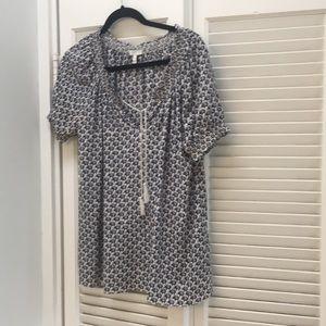 Joie 100% silk blouse.